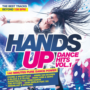 Various Artists - Hands up Dance Hits, Vol. 1
