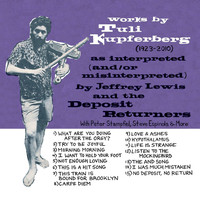 Jeffrey Lewis - Works By Tuli Kupferberg (1923-2010)