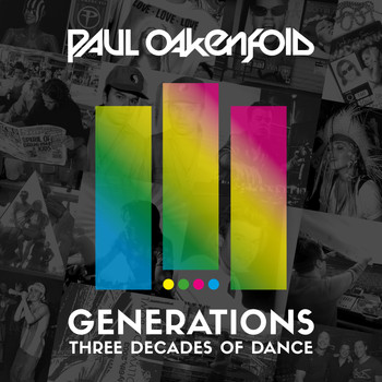 Paul Oakenfold - Generations - Three Decades of Dance