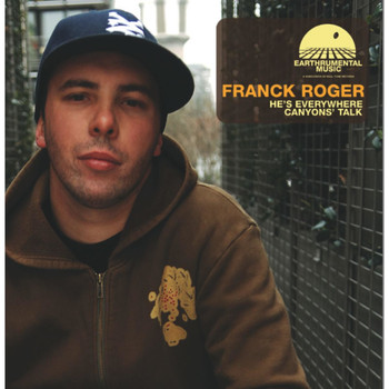 Franck Roger - He's Everywhere / Canyons' Talk