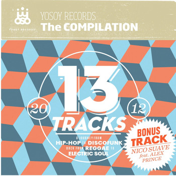 Various Artists - Yosoy Records - The Compilation