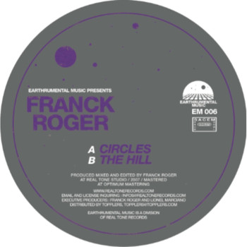 Franck Roger - Circles / The Hill