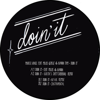 Marcel Vogel - Doin' It
