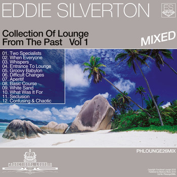 Eddie Silverton - Collection of Lounge From the Past, Vol. 1 (Mixed)