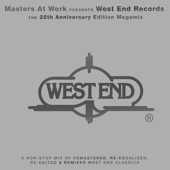 Masters At Work - MAW Presents West End Records: The 25th Anniversary (2016 - Remaster)