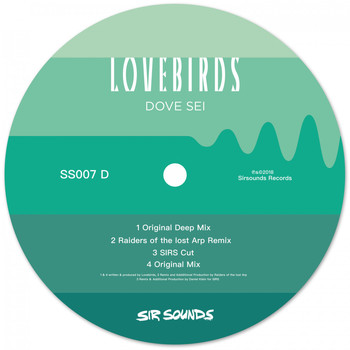 Lovebirds - Dove Sei