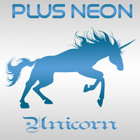 Plus Neon - Unicorn