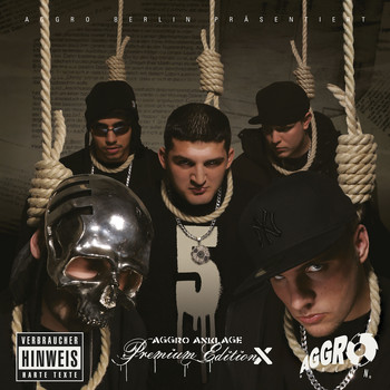 Various Artists - Aggro Ansage Nr. 5 X (Premium Edition [Explicit])