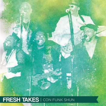 Con Funk Shun - Fresh Takes