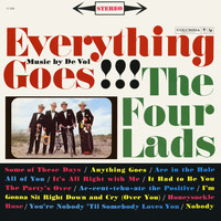 The Four Lads - Everything Goes