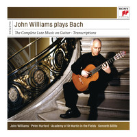 John Williams - John Williams Plays Bach