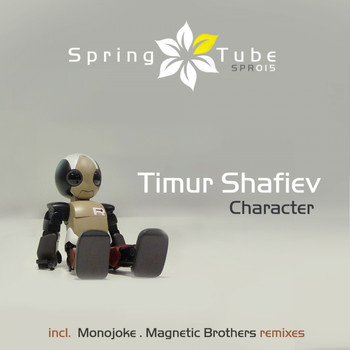 Timur Shafiev - Character