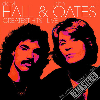Daryl Hall & John Oates - Greatest Hits - Live (Park West, Chicago IL 27 Feb '83)