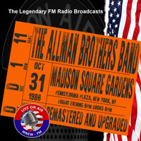 The Allman Brothers Band - Legendary FM Broadcasts - Madison Square Gardens 31st October 1986