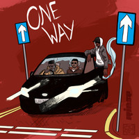 Suspect - One Way (feat. Skepta, Jesse James Solomon, Flyo) (Explicit)