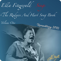Ella Fitzgerald - Sings The Rodgers And Hart Song Book Volume One (Remastering 2018)