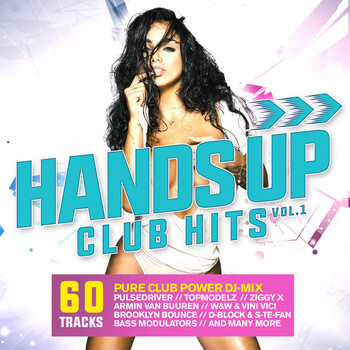 Various Artists - Hands up Club Hits, Vol. 1