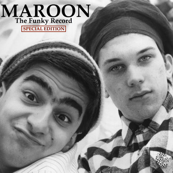 Maroon - The Funky Record (Special Edition)
