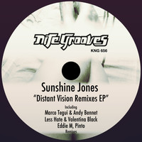 Sunshine Jones - Distant Vision Remixes EP