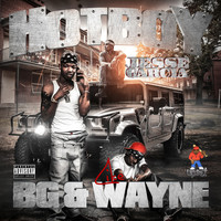 Jesse Garcia - Hot Boy Bg & Wayne (Explicit)