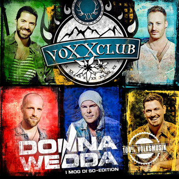 voXXclub - Donnawedda (I mog di so - Edition [Explicit])