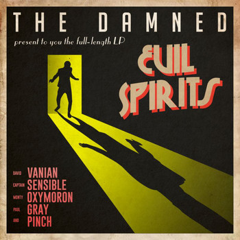 The Damned - Devil In Disguise