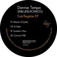 Donnie Tempo - Trak Register EP