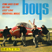 Boys - Come Back To Me