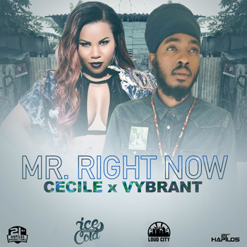 Cecile - Mr. Right Now