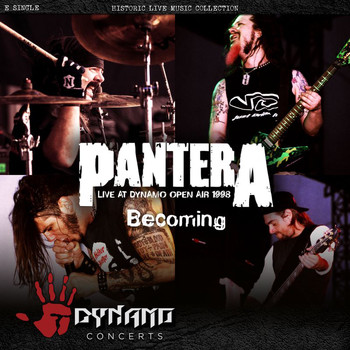 Pantera - Becoming (Live [Explicit])
