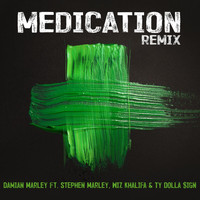 "Damian ""Jr. Gong"" Marley - Medication (Remix)"