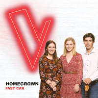 Homegrown - Fast Car (The Voice Australia 2018 Performance / Live)