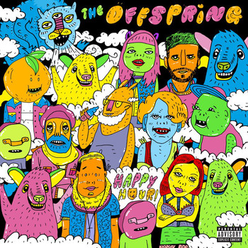 The Offspring - Happy Hour! (Explicit)