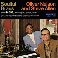 Oliver Nelson - Soulful Brass