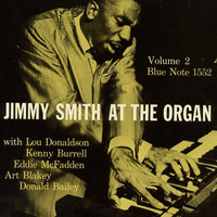 Jimmy Smith - Jimmy Smith At The Organ (Vol. 2)