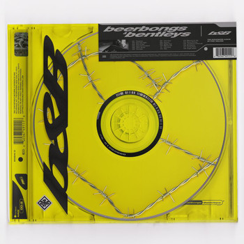 Post Malone - beerbongs & bentleys (Explicit)