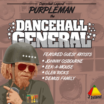 Purpleman - The Dancehall General