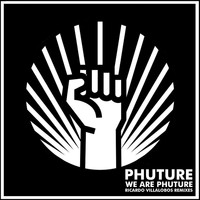 Phuture - We Are Phuture (Ricardo Villalobos Phutur I - IV Remixes)