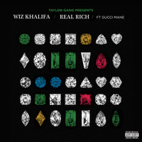 Wiz Khalifa - Real Rich (feat. Gucci Mane) (Explicit)