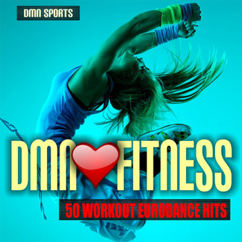 Various Artists - Dmn Loves Fitness: 50 Workout Eurodance Hits