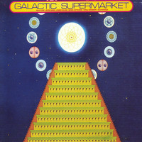 The Cosmic Jokers - Galactic Supermarket (Remastered)