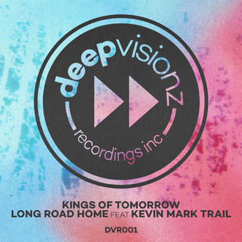 Kings of Tomorrow - Long Road Home (feat. Kevin Mark Trail)
