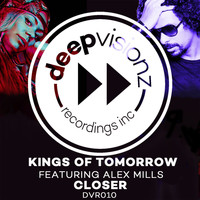 Kings of Tomorrow - Closer (feat. Alex Mills) (Sandy Rivera's Classic Mix)