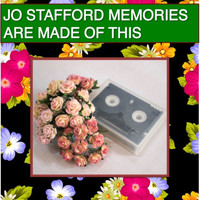 Jo Stafford - Memories Are Made of This