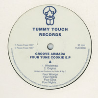 Groove Armada / - 4 Tune Cookie EP