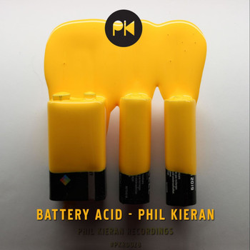 Phil Kieran - Battery Acid