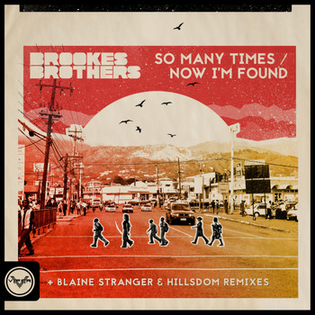 Brookes Brothers - So Many Times / Now I'm Found (Remixes) (Club Masters)