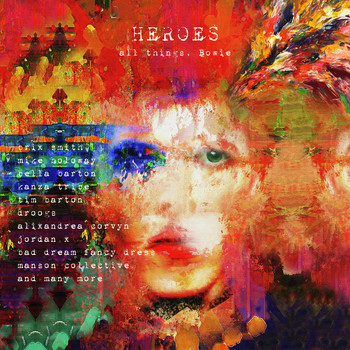 Various Artists - Heroes - All Things Bowie