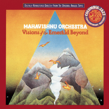 Mahavishnu Orchestra - Visions of the Emerald Beyond