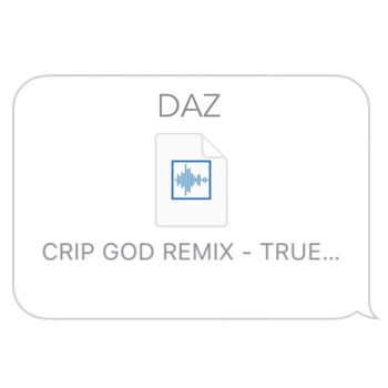 Daz Dillinger - True to the Game (Crip God Remix) (Explicit)